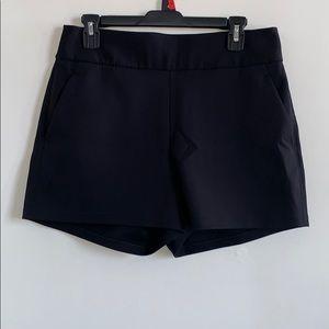 Lululemon Black dressy shorts. US 10